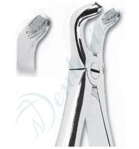 FORCEP TERCEROS MOLARES INFERIORES