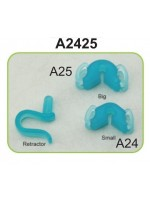 Kit 3 Abrebocas y retractor