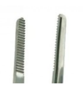 PINZA TWEEZER RECTA PARA LABORATORIO