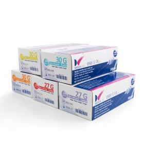 AGUJAS MEDICALINE 27G LARGA (0,4x38mm)