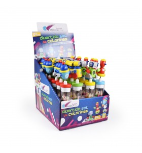 Kit lapices de colores paciente infantil (24u.)