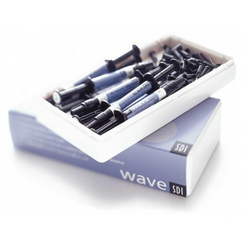 WAVE Composite con fluor - Eco pack 10 jeringas