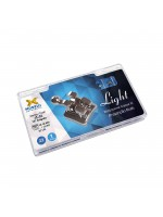Kit de Brackets Roth Light Biofuncional Case III con ganchos - Slot .022""