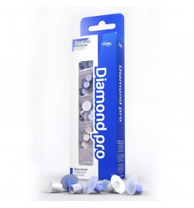 Discos de pulir Flexibles - Diamond Pro
